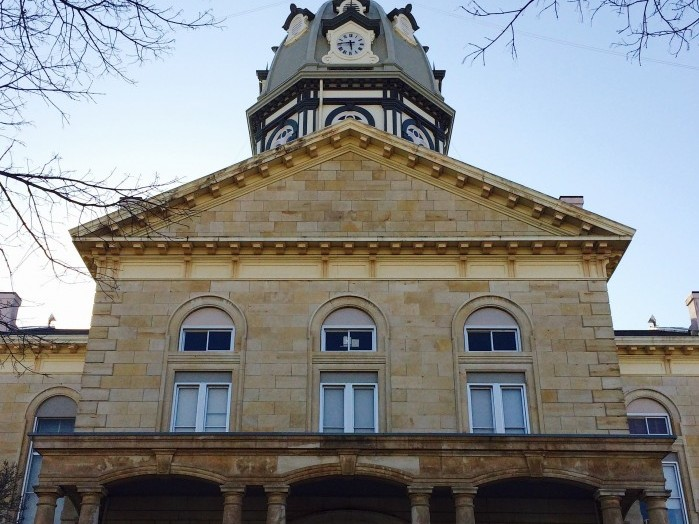 Courthouse Historic District