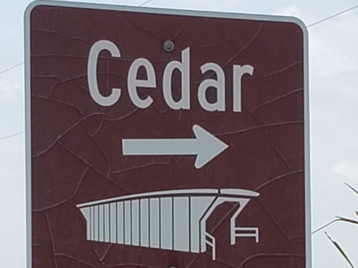 Rebuild Cedar Bridge