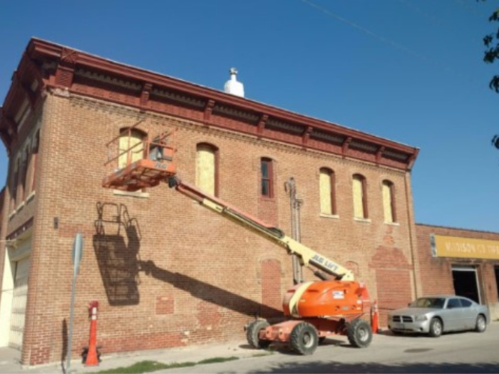 Historic District Facade Project